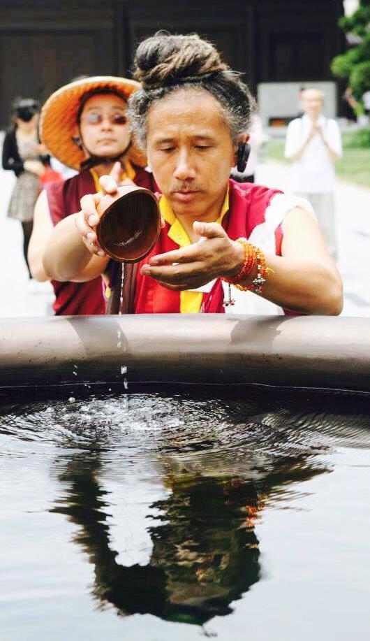 tokden, Togden Thutop Nyima, Khamtrul Rinpoche