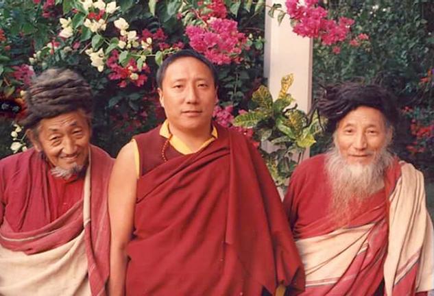 togden, tokden, Ajam, Atin, Dorzong Rinpoche, Tashi Jong