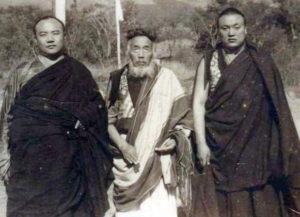 16th Karmapa, Choelek Khamtrul Rinpoche Khampagar