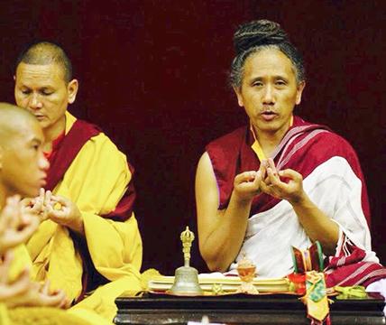 tokden Togden Thutop Nyima Khampagar